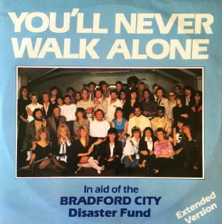"Crowd (The) ‎- You'll Never Walk Alone (12"") (VG+/VG)"
